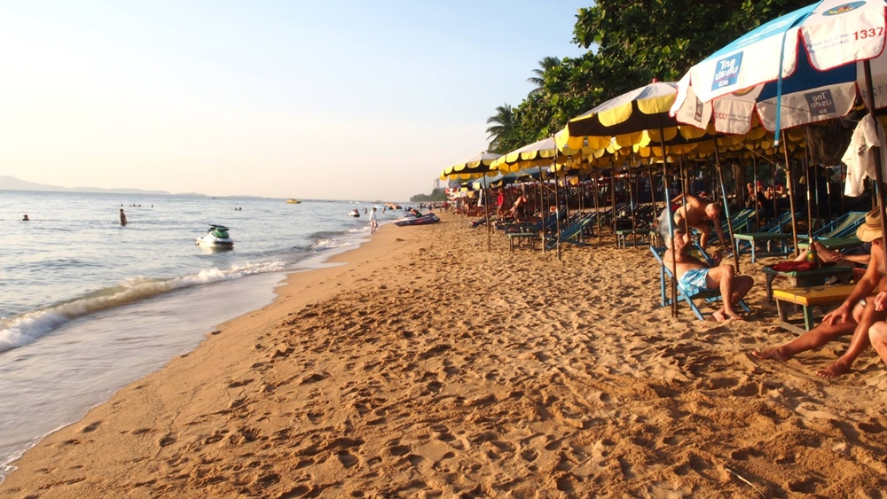 Car Rental Bangkok Jomtien Beach