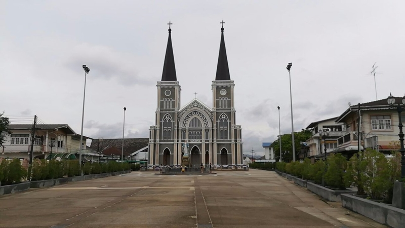 Car Rental Bangkok Cathedral Immaculate Conception
