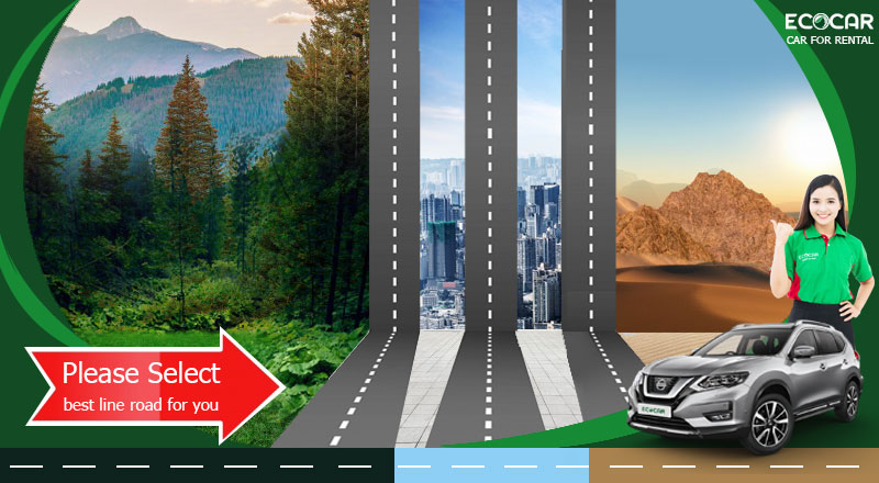 Best Road Trips by ECOCAR Car Rental Chiang Mai