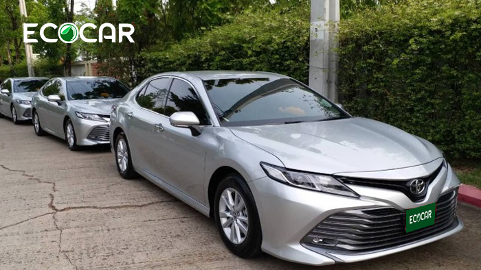 New Camry 2019 Car Rental Thailand ECOCAR
