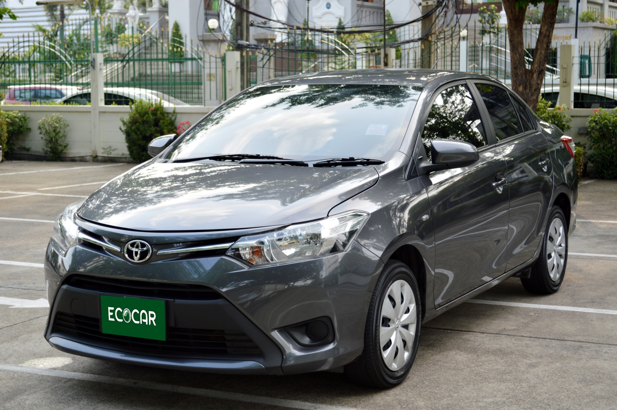 Car Rental Hatyai ECOCAR Vios