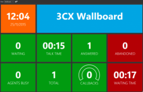 3CX IP Call Center System