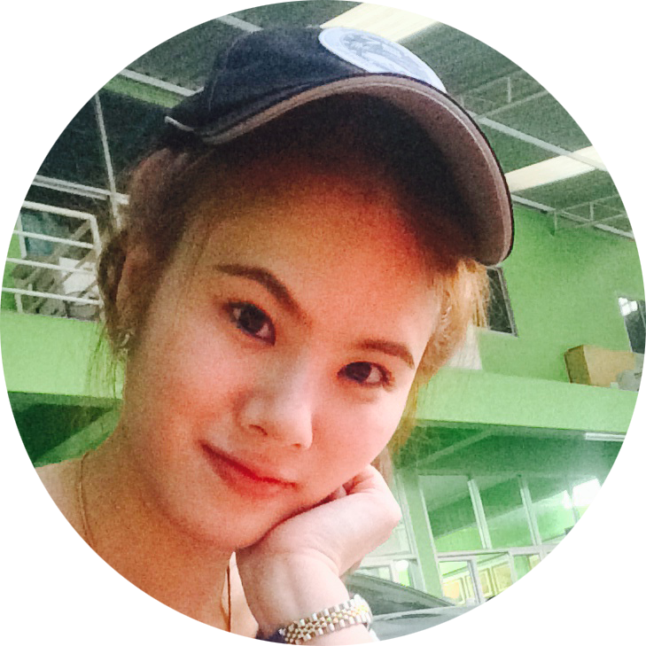คุณนฤมล อภิราชกมล (คุณแนน) เจ้าของ Facebook Page Beauty-Secret