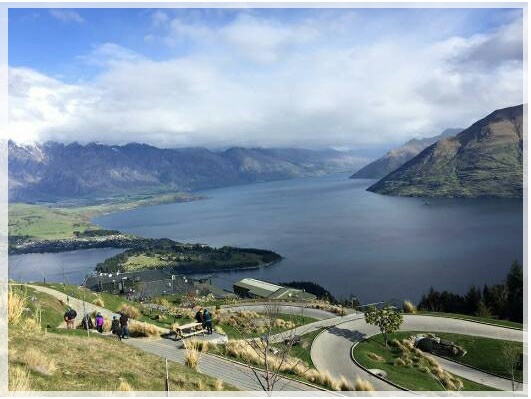 Queenstown , Race To Queenstown , Race to Queenstown Campaign , Readyplanet