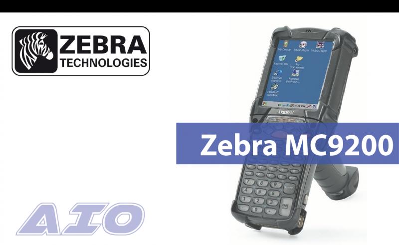 Zebra Mc9200 Mobile Computer Handheld Computer