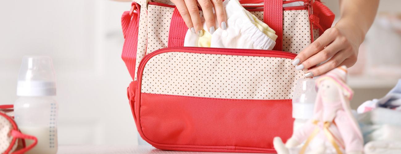 กระเป๋าแม่และเด็ก