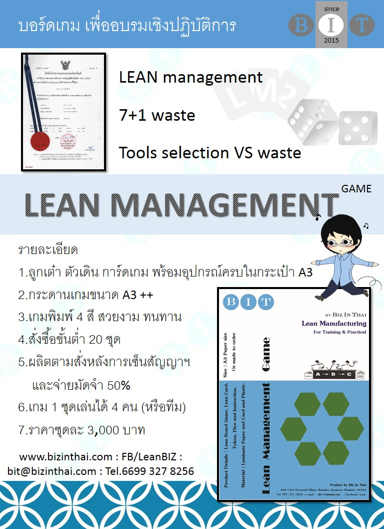lean management game