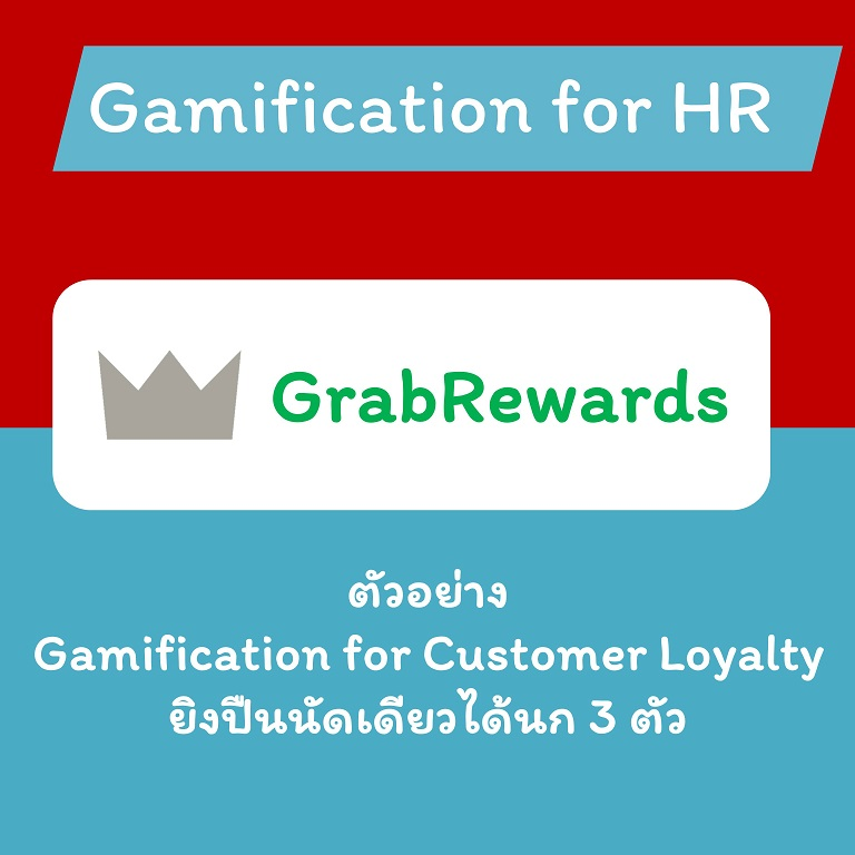 Gamification for HR Digital HR หลักสูตร อบรม