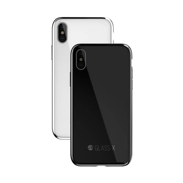 online store 2c485 80216 iPhone Xs Max SwitchEasy Glass X Case