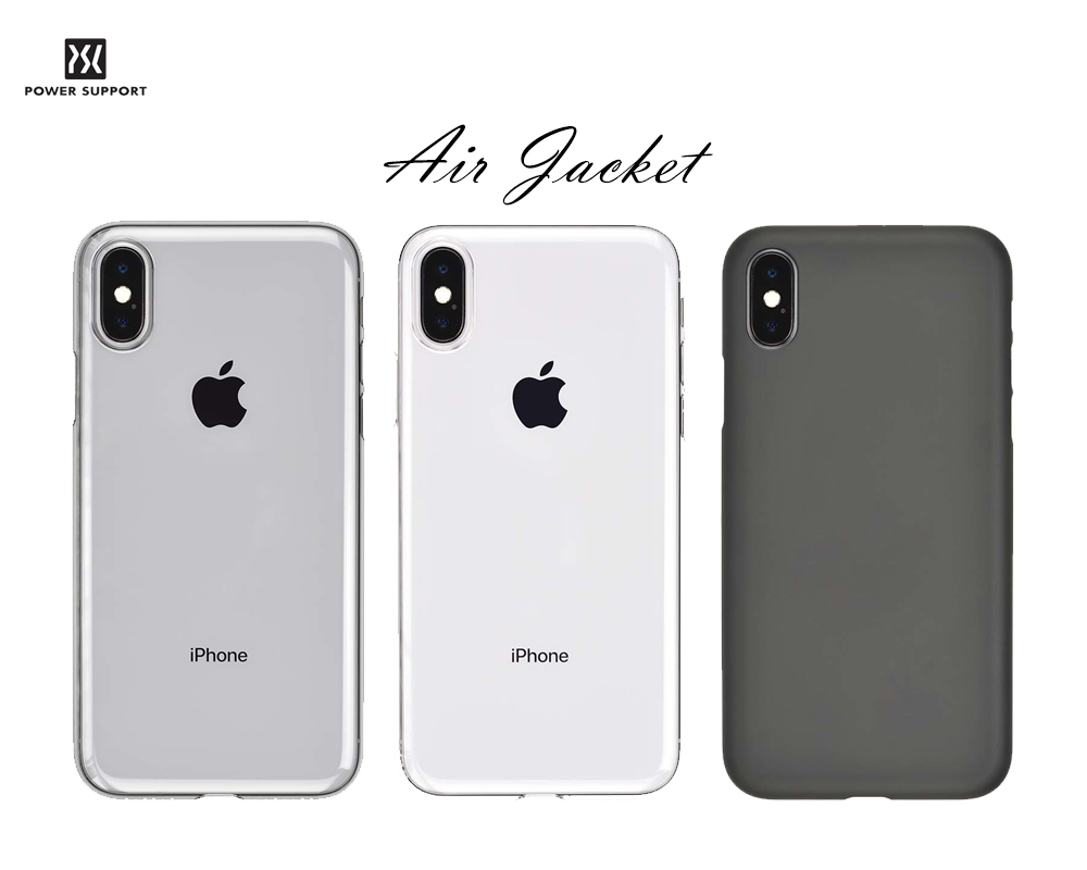 outlet store 7f841 b51b7 iPhone Xs Max Power Support Air Jacket Case