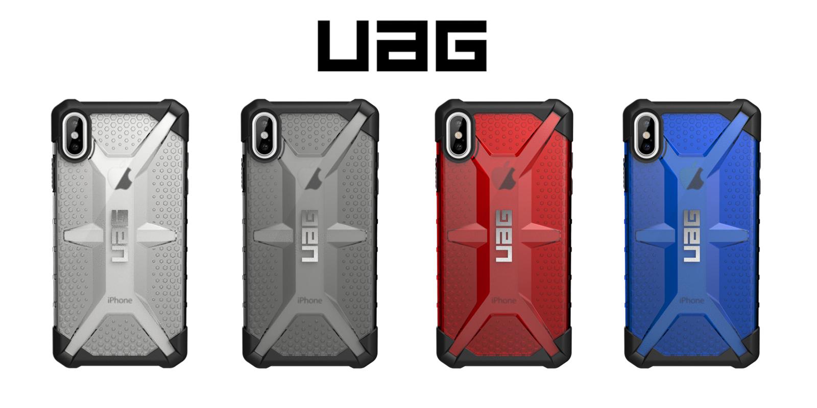 buy online a3ad4 eadf3 iPhone Xs Max UAG Plasma Case