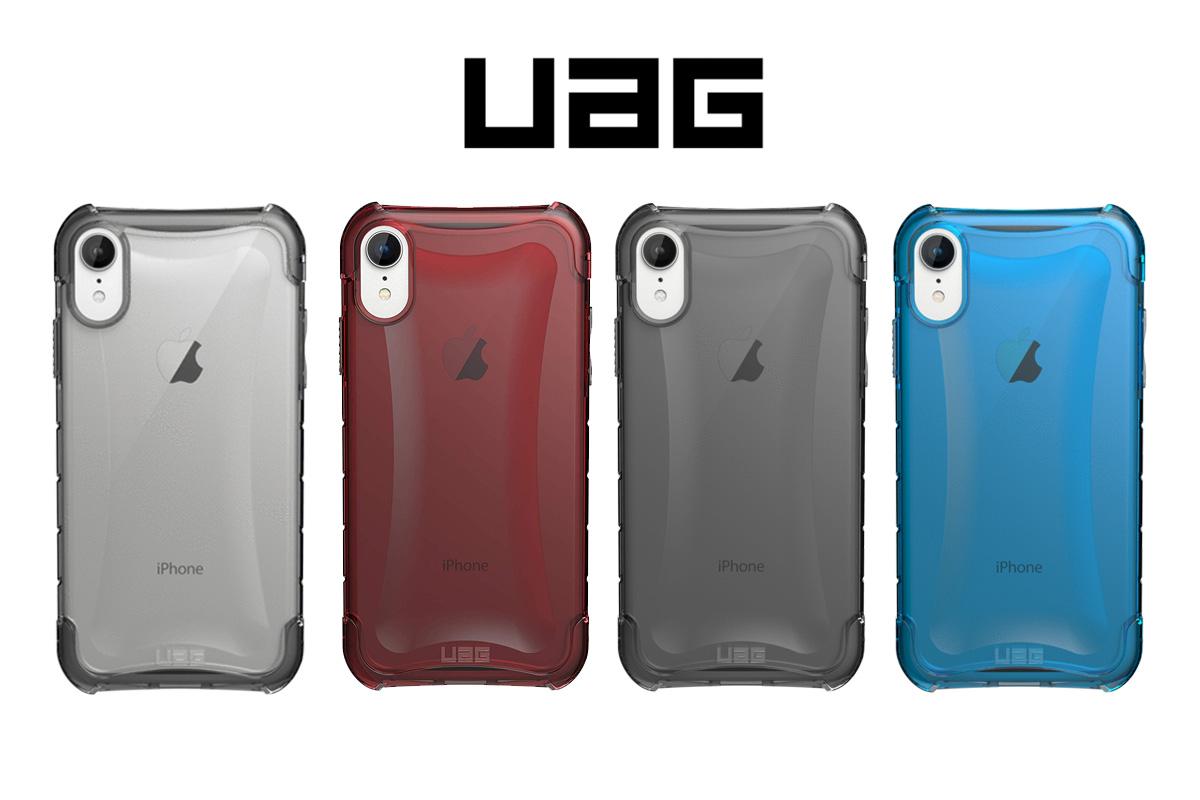 buy online c8929 8cbea iPhone XR UAG Plyo Case