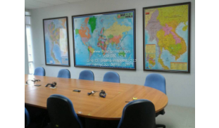 World-Thailand and Indo China Map Resin Board_01.jpg