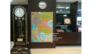 Indo China Map Resin Board_01.jpg