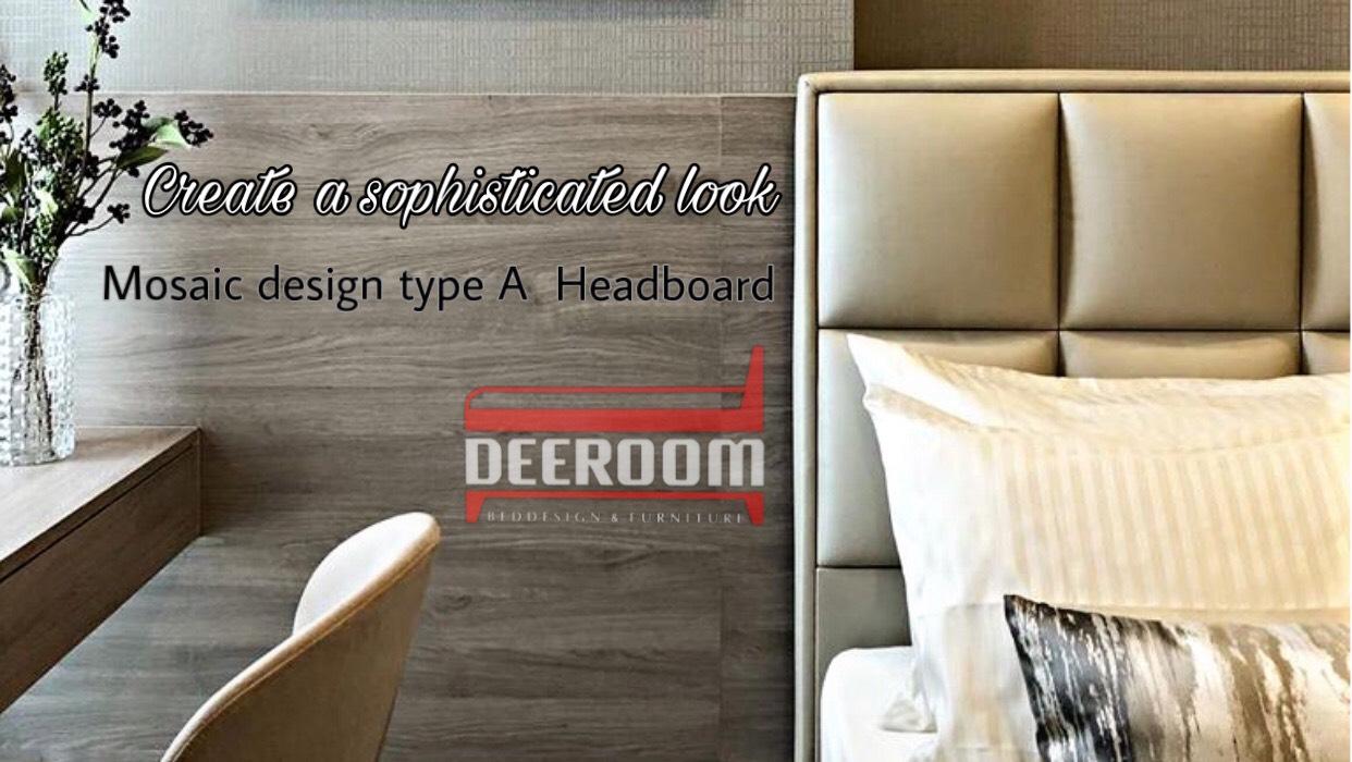 เตียงนอนรุ่น Mosaic design type A