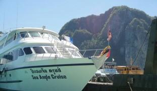 Phi Phi cruise