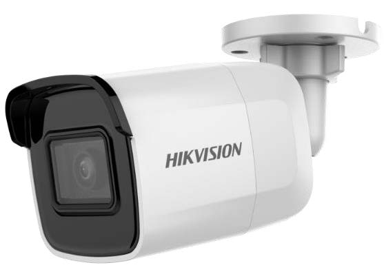 2 MP IR Fixed Network Bullet Camera : DS-2CD2021G1-I