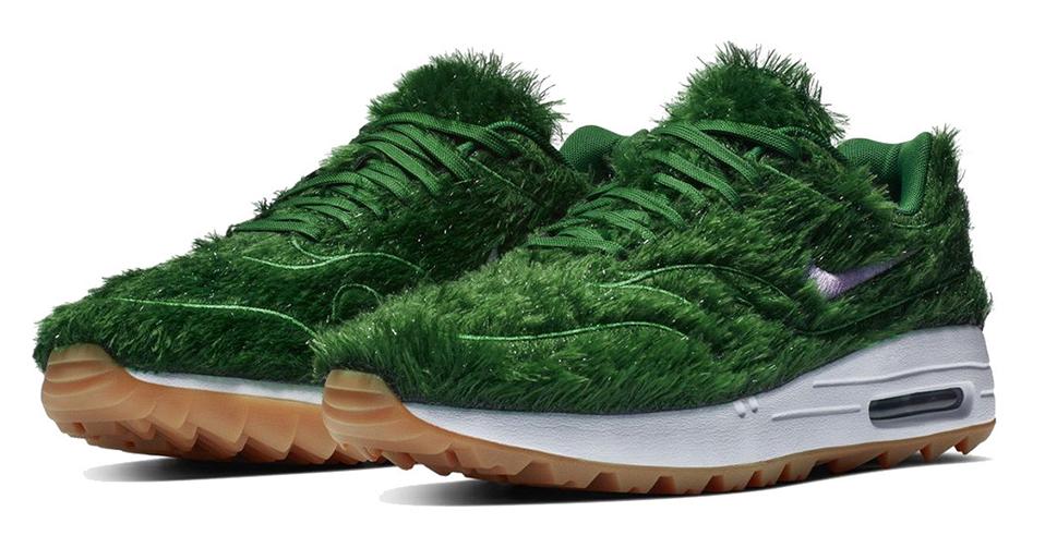 Nike เตรียมวางจำหน่าย Nike Air Max 1 Golf Grass สนีกเกอร์สุด