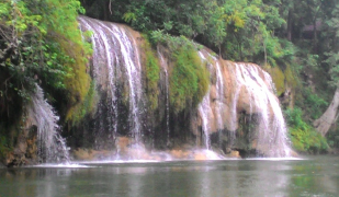 Sai Yok Waterfall