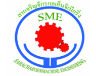 SAHACHAROENMACHINE ENGINEERING LTD., CO