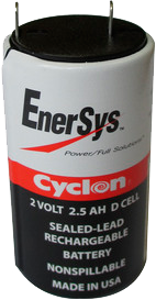 EnerSys CYCLON D cell 0810-0004