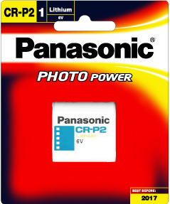 Panasonic CR-P2