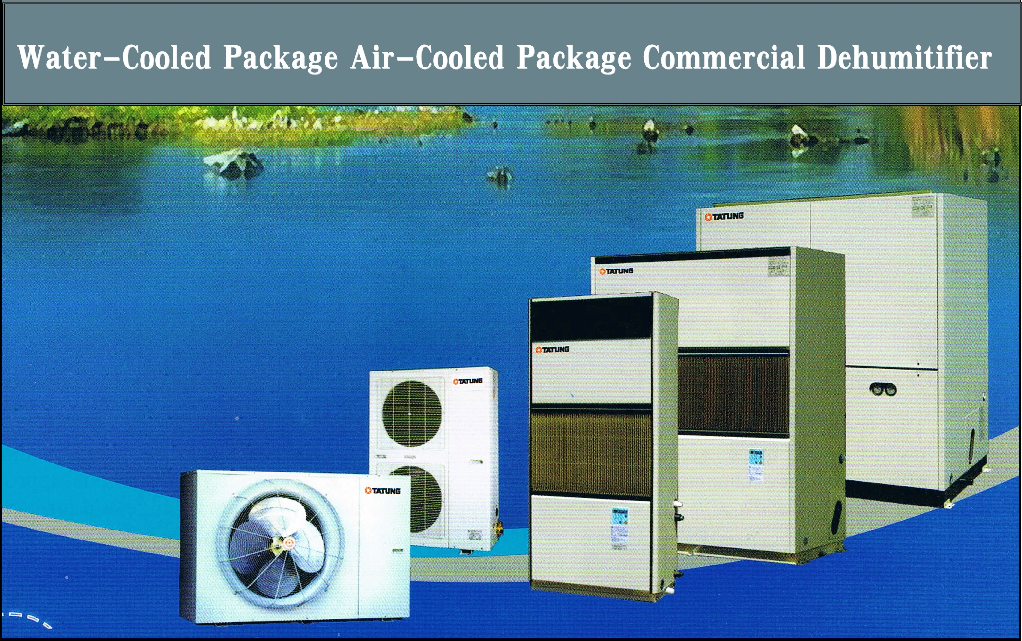 #0F49B1 Chiller Unit : TATUNG Highly Rated 5779 Packaged Water Chillers wallpapers with 2073x1301 px on helpvideos.info - Air Conditioners, Air Coolers and more