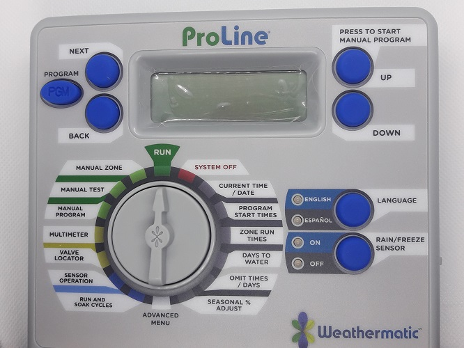 Weathermatic Controller