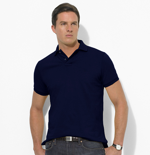 POLO TK premium Navy Blue