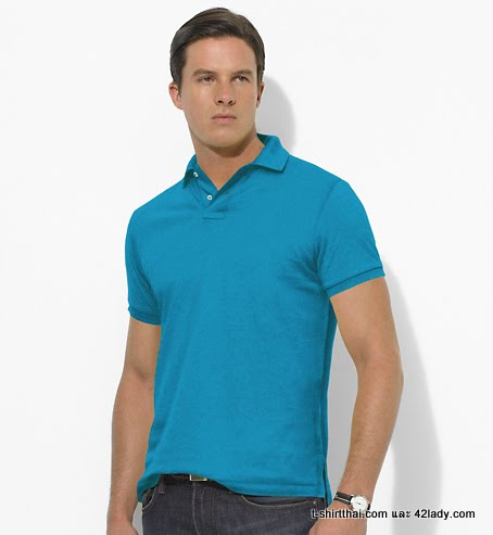 POLO TK premium Sea Blue