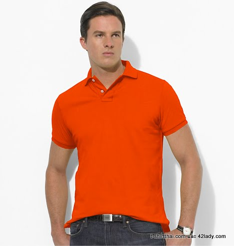 POLO TK premium Orange