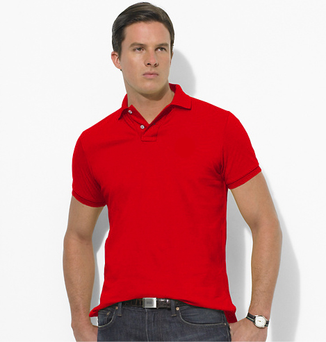 POLO TK premium Red