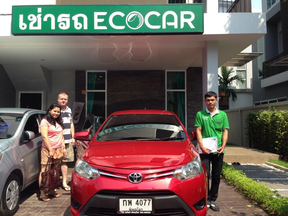 รถเช่าอุบล อันดับ 1 | ECOCAR rent-a-car