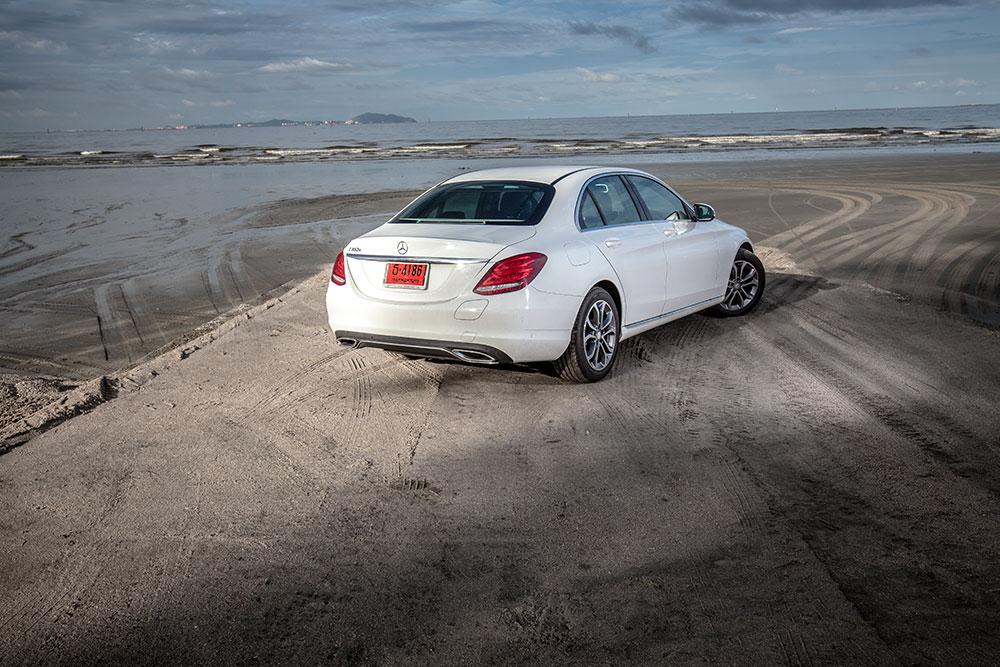 เช่ารถเบนซ์ Mercedes-Benz C350e | ECOCAR rent-a-car