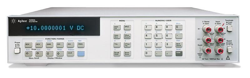 Electrical Calibration