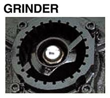 grinder impeller, tsurumi, ปั๊มดูดโคลน, ซูรูมิ, submersible pump, ปั๊มน้ำเสีย, ปั๊มน้ำทิ้ง, ปั๊มทนการกัดกร่อน, อุปกรณ์ป้องกันน้ำเสีย บำบัดน้ำเสีย, ปั๊มน้ำเสียทั่วไป, ปั๊มสูบน้ำที่มีทรายปน, ปั๊มดูดน้ำลึก, ปั๊มระบายน้ำ, ปั๊มสแตนเลส, ปั๊มงานก่อสร้าง, ปั๊มเรซิน, ปั๊มไทเทเนียม, ปั๊มแช่สูบน้ำเสีย, ปั๊มแช่, ปั๊มจุ่ม, ไดโว่