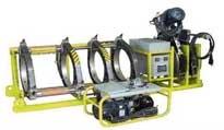 เครื่องเชื่อมท่อ HDPE รุ่น WK 400/160