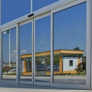 ประตูออโต้ ประตูอัตโนมัติ ออกแบบ จำหน่าย ติดตั้ง Auto Door